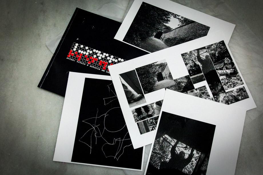 prints da exposição Luz Interior